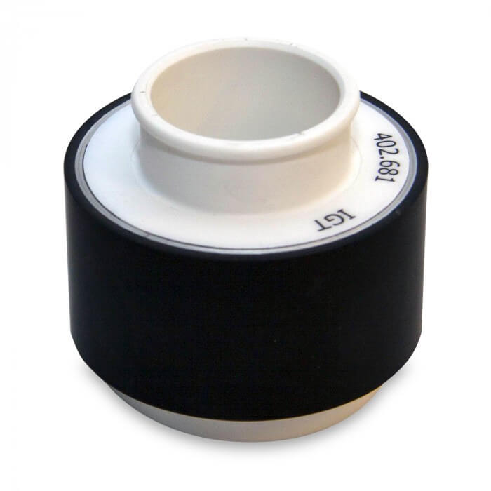 35 Mm Printing Disc Rubber 65 Shore A For Conventional Inks